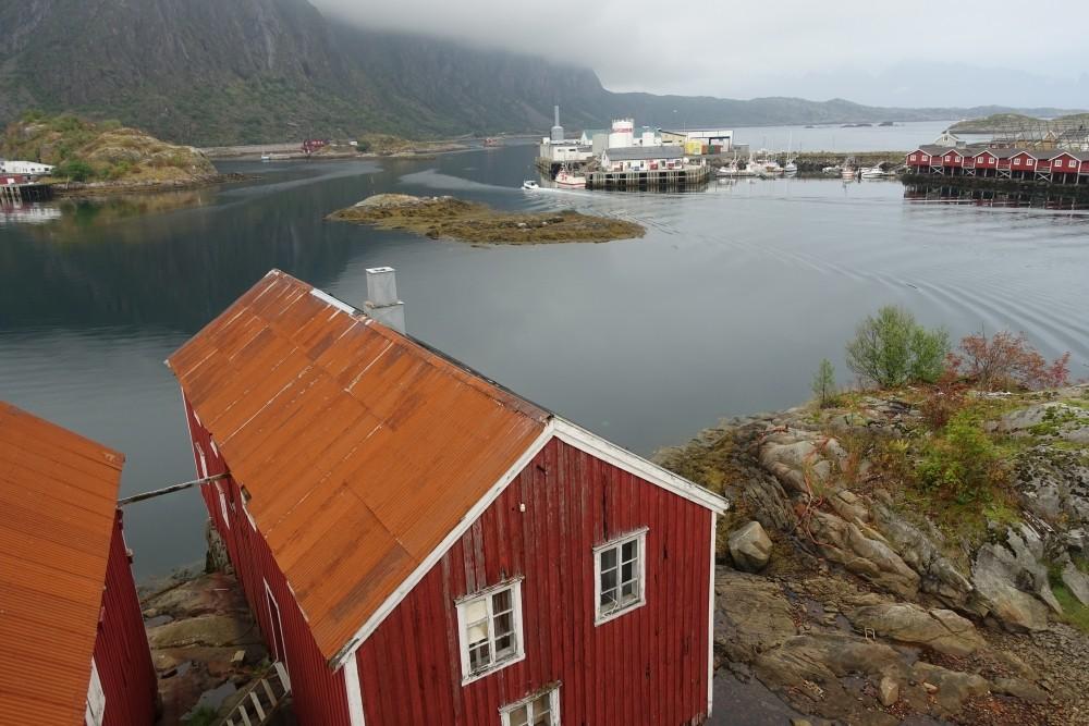 Norská seznamovací kultura